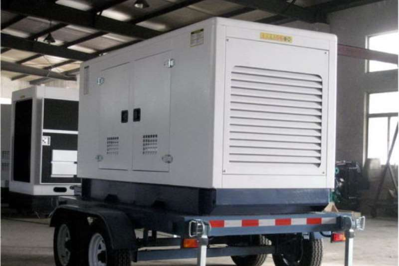 Technology and power Generators Mobile Standby 2019