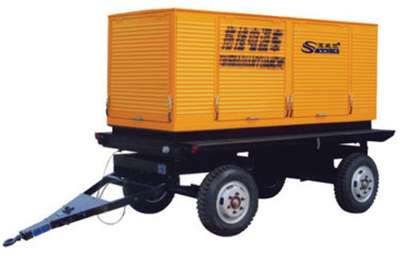 Generators Mobile Standby Technology and power