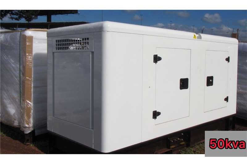 Technology and power Generators New Weifang 50kva 3 Phase Silent Diesel Generator