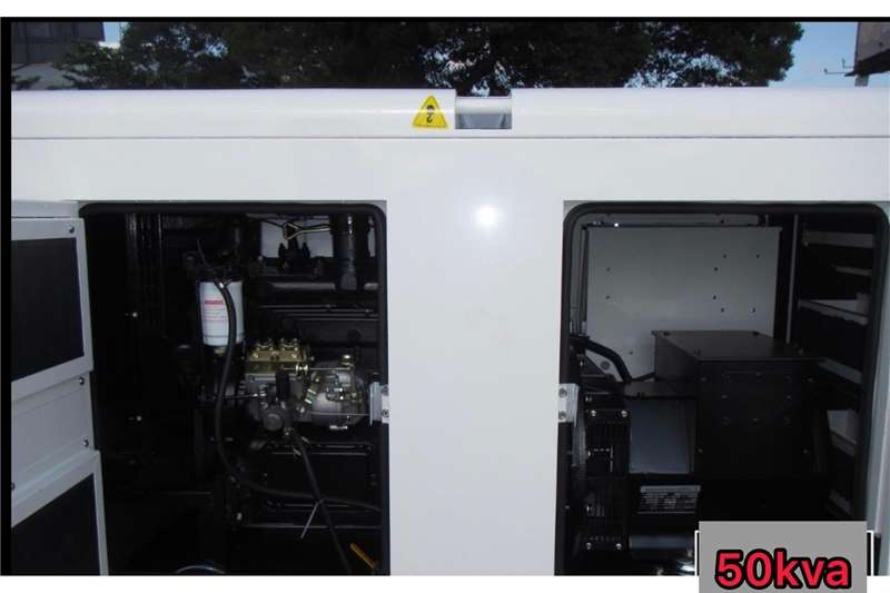 Generators New Weifang 50kva 3 Phase Silent Diesel Generator Technology and power