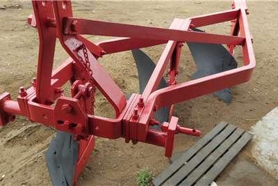 3 Furrow Massey Ferguson Frame Plough Raamploeg Tillage equipment