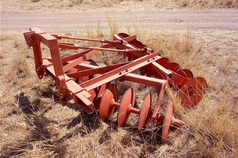 Tillage equipment Agricultural Disk.