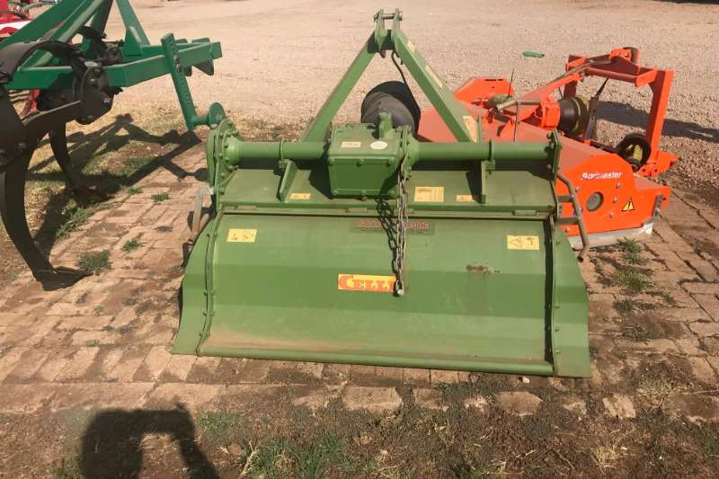 Tillage equipment Celli Rotovator E130C