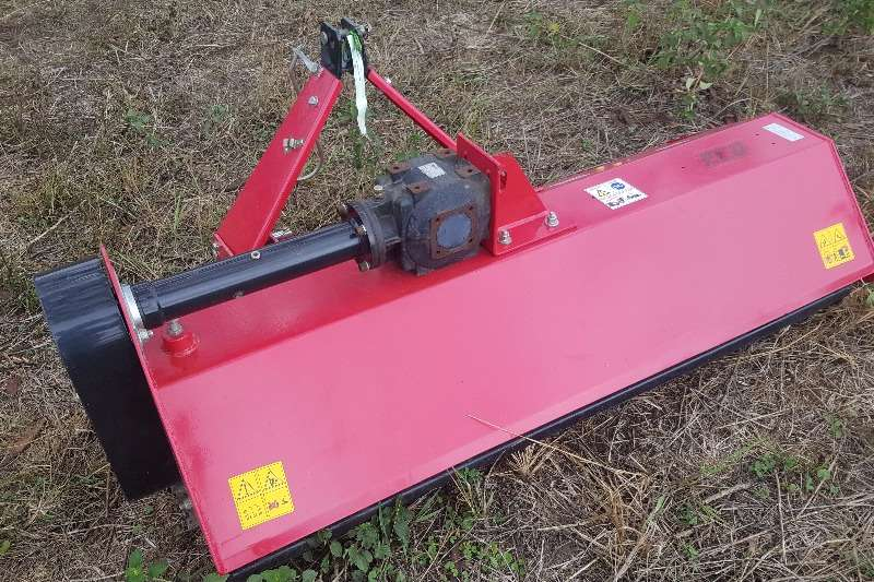 Cultivators 1.65m NEW Mulcher Tillage equipment