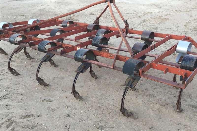 Cultivators 17 Tand Kongskilde Tillage equipment