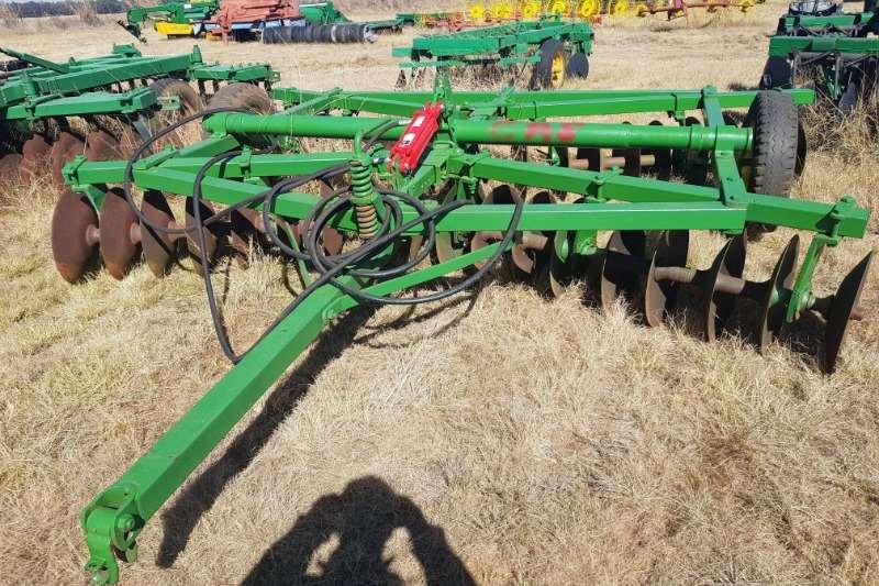 Tillage equipment Cultivators 18x18 tandem disc harrow