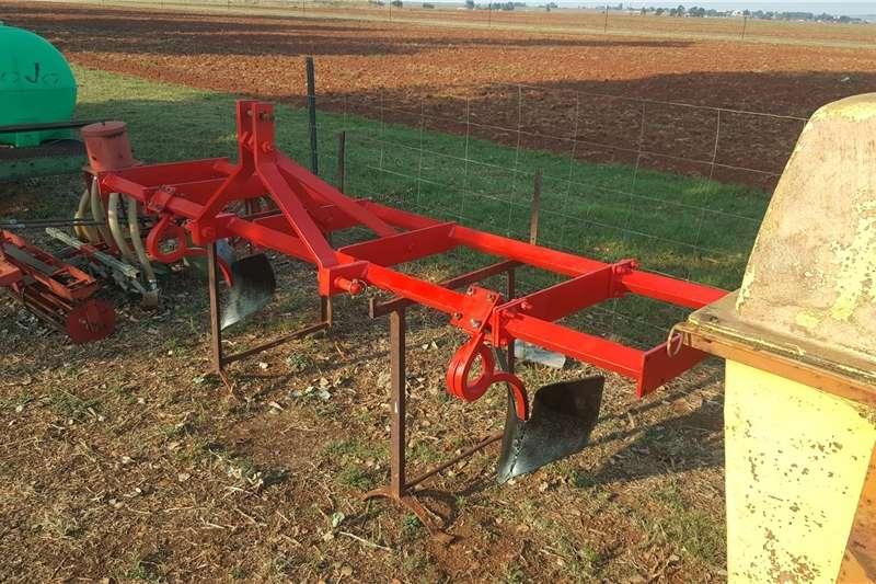 Cultivators 2 tine cultivator Tillage equipment