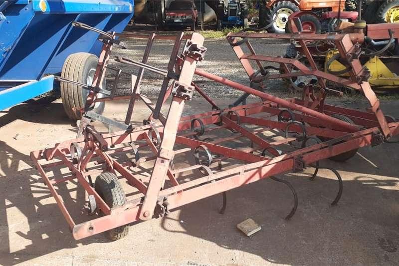 Cultivators 20 Tand Tiller Tillage equipment