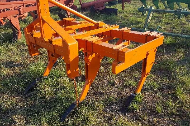 Cultivators 5 tooth Vetsak Rippers Tillage equipment