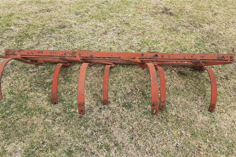 Cultivators 7 Tand Skoffel 7 Tine Cultivator Tillage equipment
