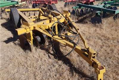 Cultivators 9x9 hydraulic disc harrow Tillage equipment