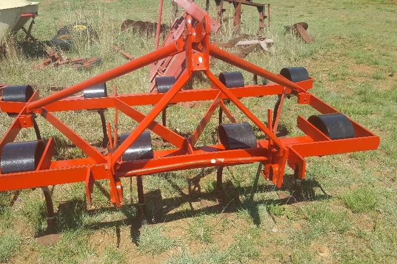 Tillage equipment Cultivators Kongskilde Vibroflex 9 tooth