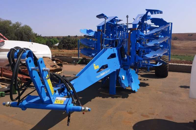 Tillage equipment Cultivators Lemken Rubin 12/400 KUA