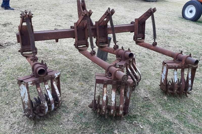 Cultivators Lilliston Skoffel Cultivator Tillage equipment