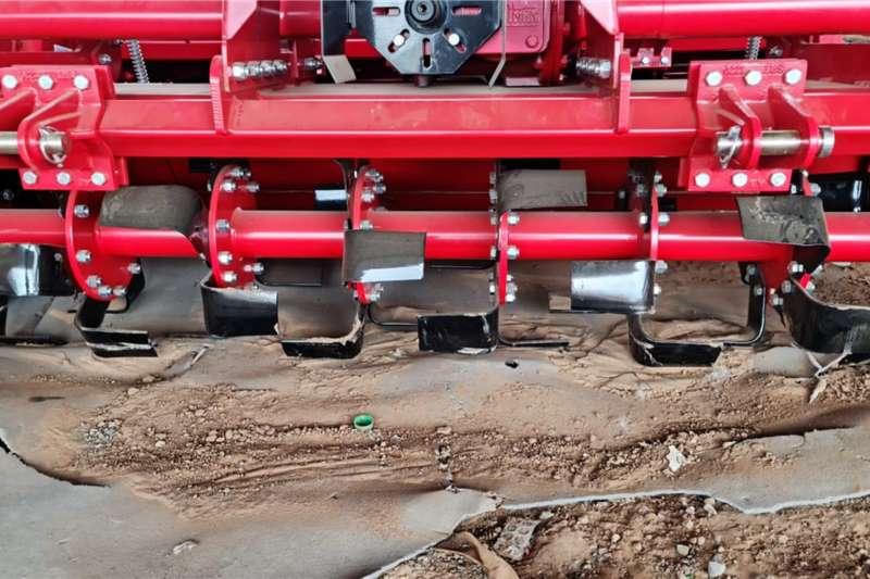 Cultivators New JBH 1.5m heavy duty rotovators Tillage equipment