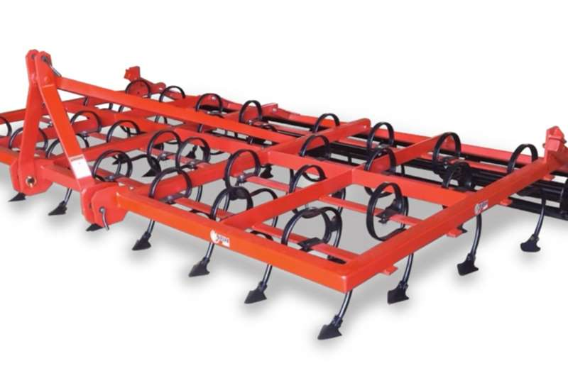 Cultivators New JBH 3000mm S tine tillers Tillage equipment