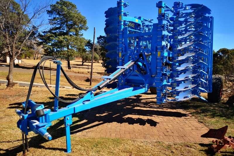 Tillage equipment Cultivators New Lemken Rubin 9/600 2019