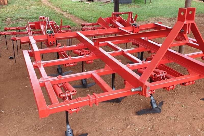 Cultivators seedbed maker  2.5 meter Tillage equipment