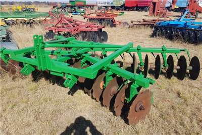 Cultivators Various lift disc harrows new and used +  20 Tillage equipment