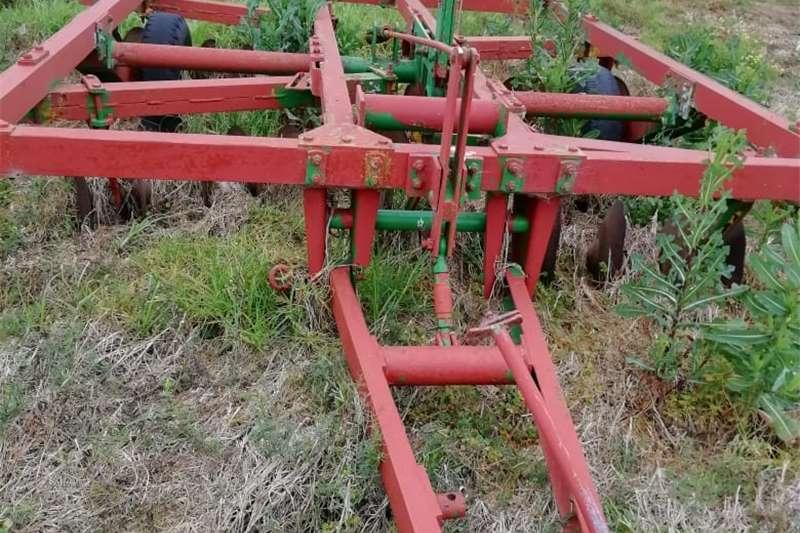Digger 28 Skottel Dis Tillage equipment