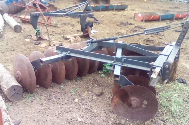 Disc harrows 16 Skottel dis Tillage equipment