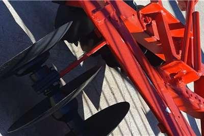 Disc harrows 6×6 disc harrow offset Tillage equipment