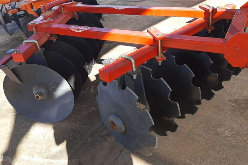 Disc harrows 7×7 disc harrow offset Tillage equipment