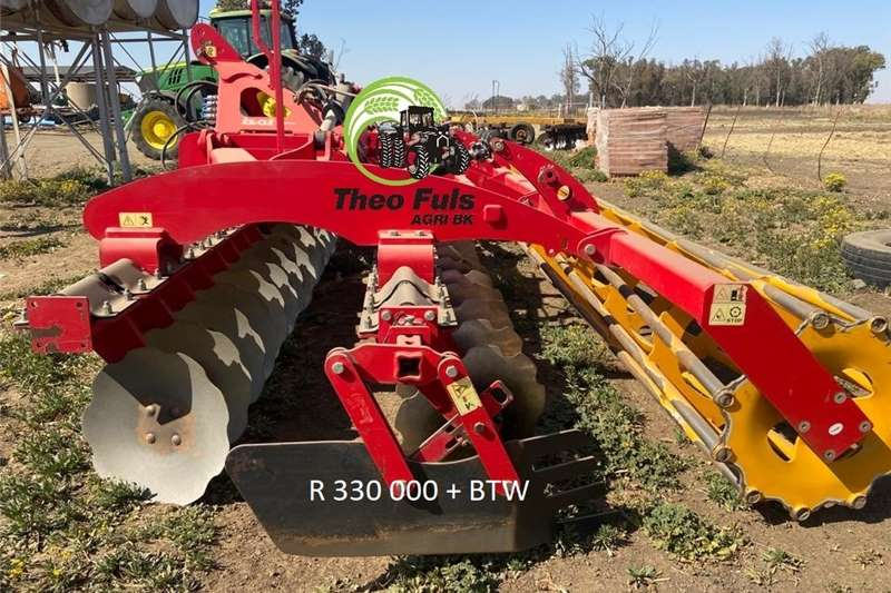 Disc harrows Aragon Compact Disc Harrow Tillage equipment