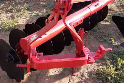 Disc harrows Heavy Duty 10 Disk One Direction Harrow Tillage equipment