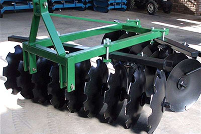 Disc harrows landbou landwyd Tillage equipment