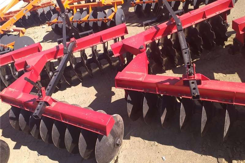 Tillage equipment Disc harrows New 8x8 Mounted Disc Harrows