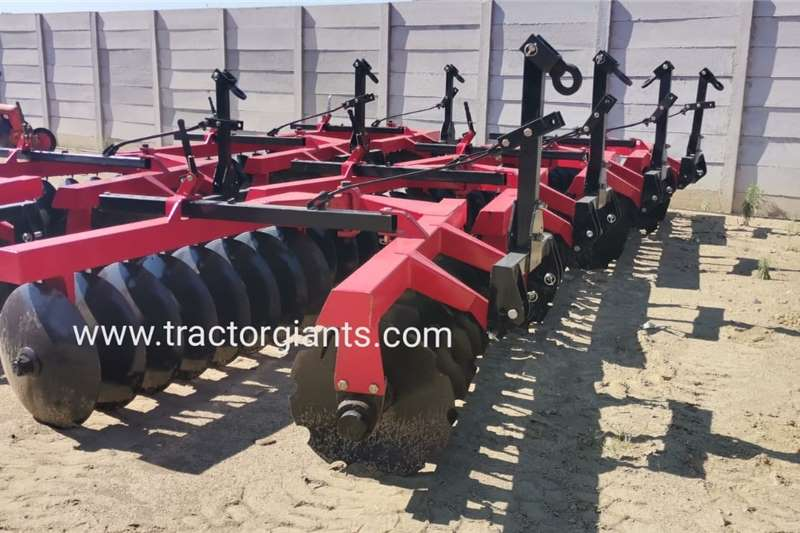 Disc harrows New 8x8 Mounted disc Harrows Tillage equipment