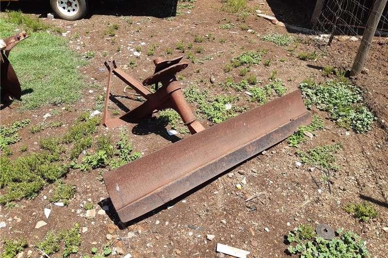 Graders 3 Point grader blade Tillage equipment