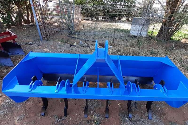 Graders 6 Tine Grader Tillage equipment