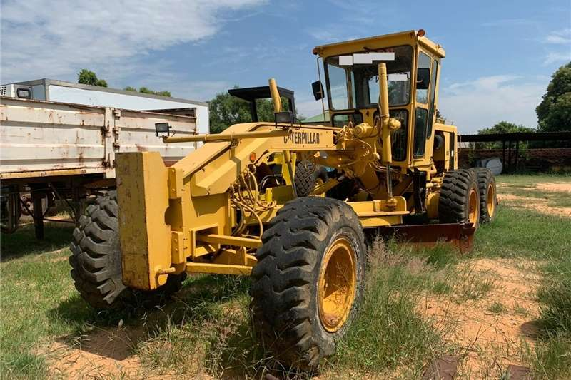 Tillage equipment Graders CAT 140G Grader   Viewing by appointment only