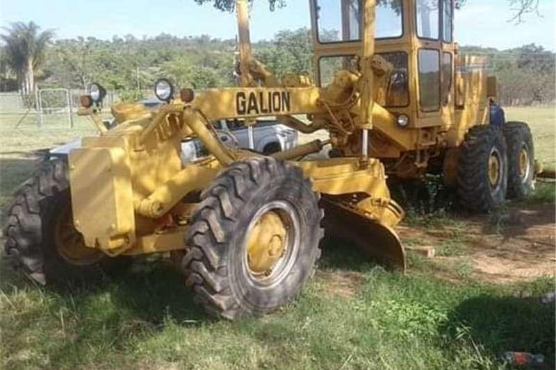 Tillage equipment Graders Grader Galion