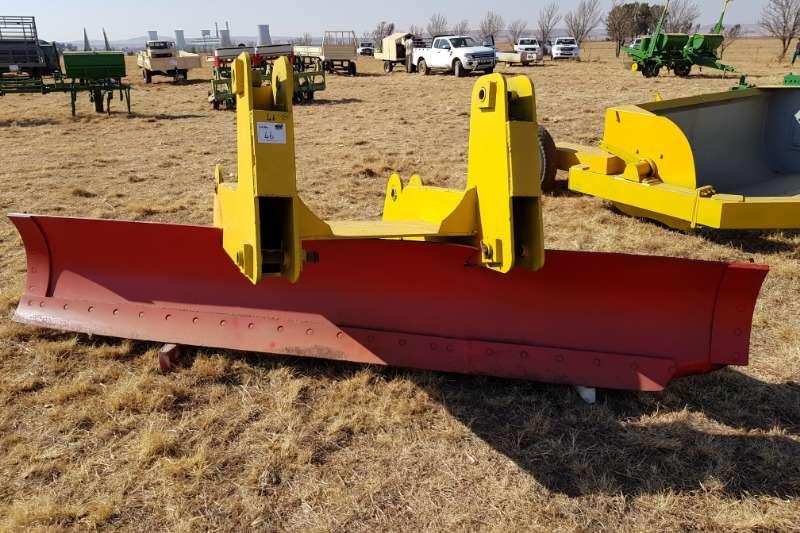 Tillage equipment Graders Heavy duty Grader Blade