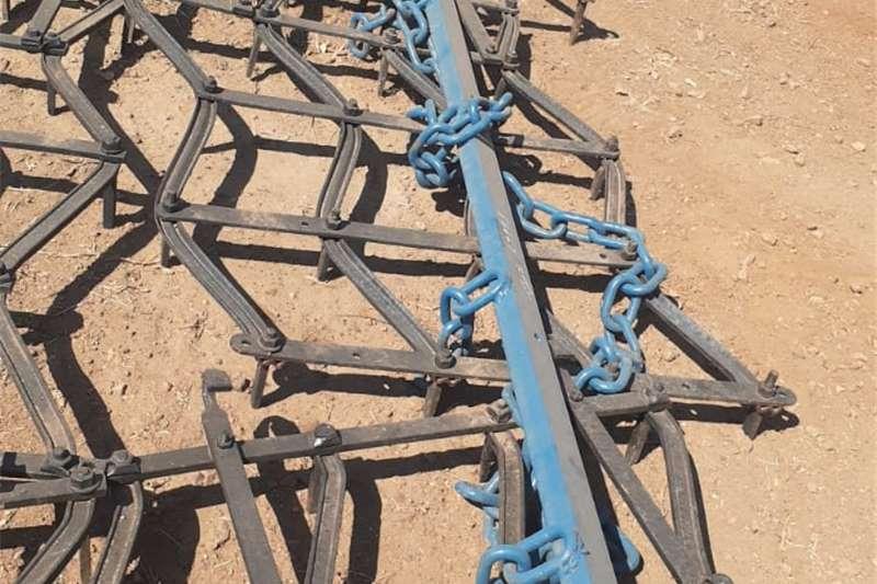 Harrows 3 Lit Eg / 3 Section Zig Zag Harrow Tillage equipment