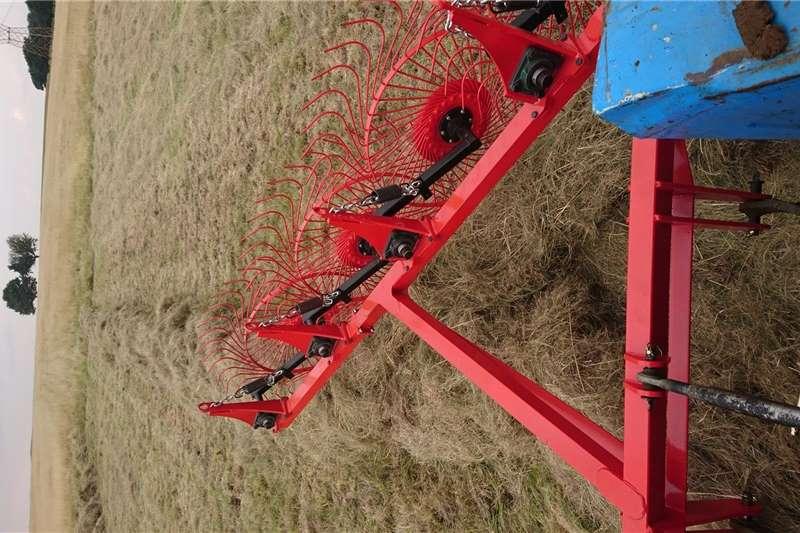 Harrows 6Tol Hark Tillage equipment