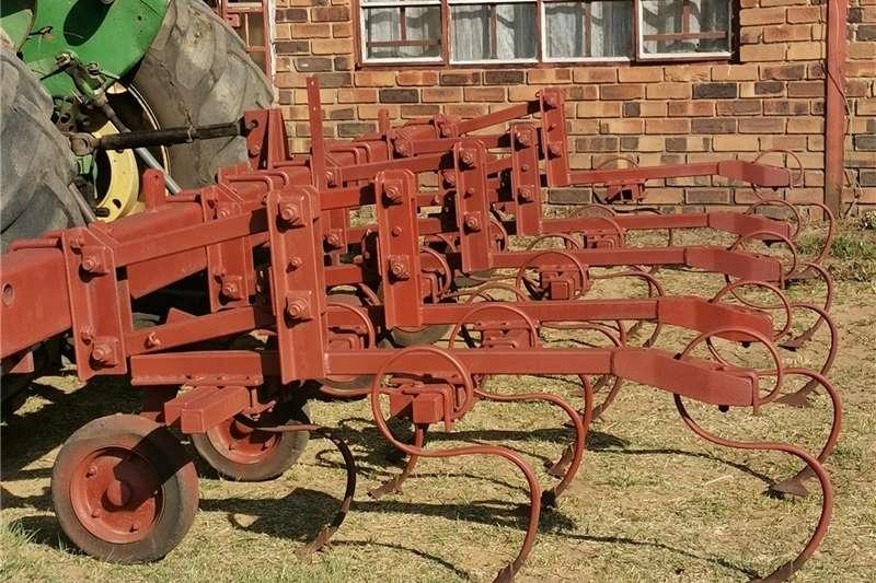 Harrows SA Wonder Skoffel Tillage equipment