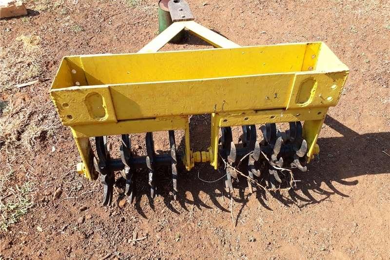 Tillage equipment Harrows spike roller