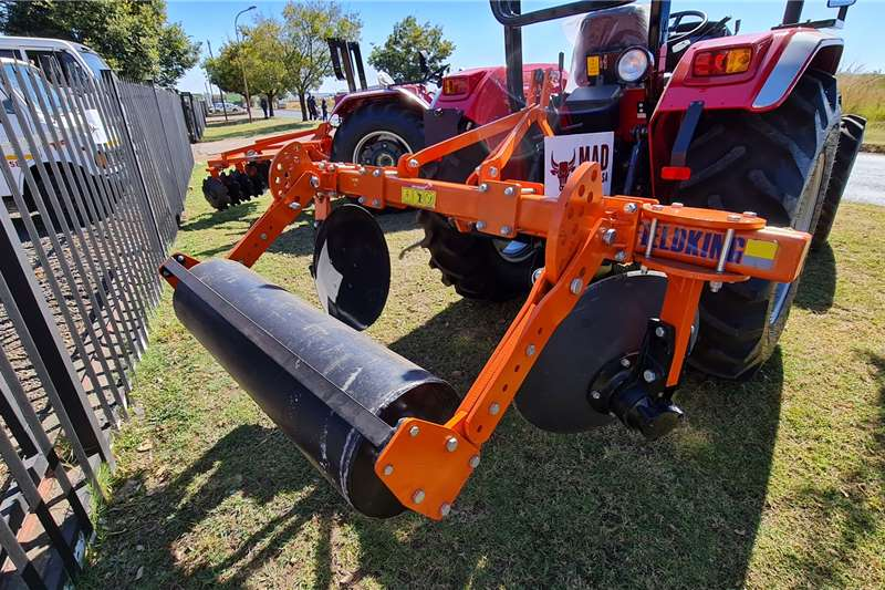 New Fieldking single ridgers with roller Tillage equipment
