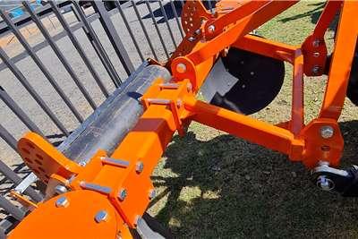 New Fieldking single ridgers with rollers Tillage equipment