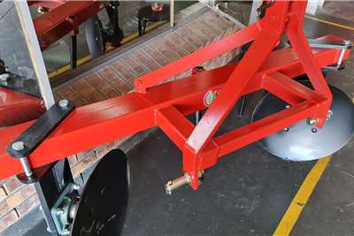 New  single ridge disc ridgers Tillage equipment