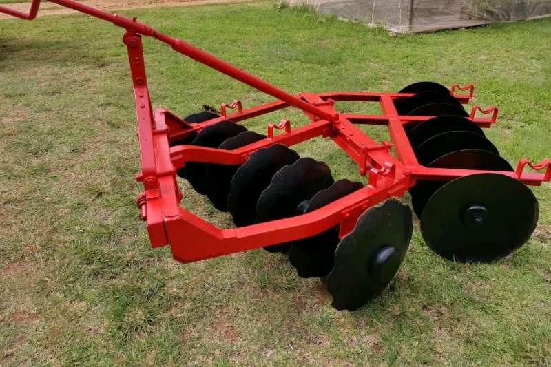 Ploughs 14 Row Disc Plough for Sale Tillage equipment