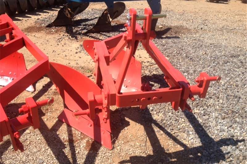 Ploughs 2 Furrow Frame Plough / 2 Skaar Raam Ploeg New Tillage equipment
