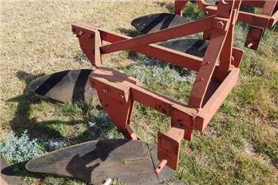 Ploughs 2 furrow frame ploughs Tillage equipment