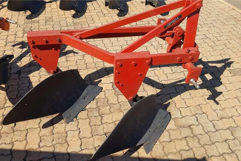Ploughs 2 Share Plough Tillage equipment