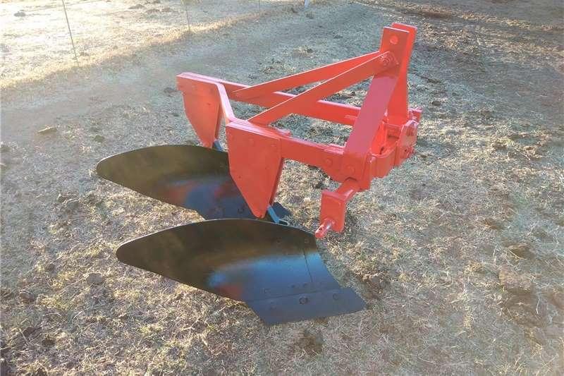 Ploughs 2 skaar raam ploeg Tillage equipment