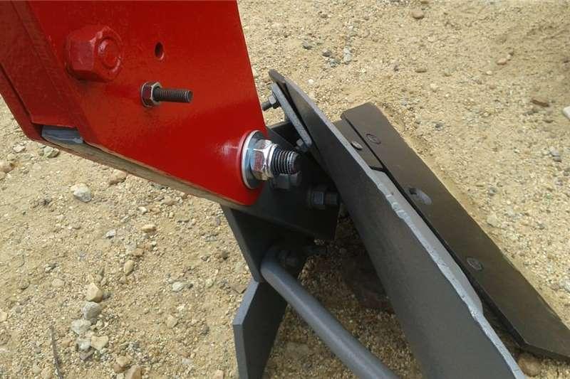 Ploughs 3 Furrow plough / 3 Skaar ploeg Tillage equipment